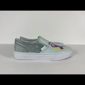 Vans Shoes - Vans Classic Slip-On Mermaid Multi Sneakers